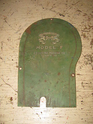 Antique Us Slicing Berkel Model F Cover