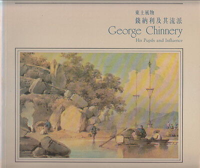 GEORGE CHINNERY His Pupils & Influence CHINA ASIA ... 19TH century PAINTING