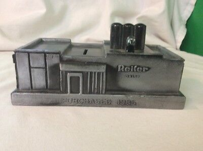 Reiter's Dairy Metal Bank Building, Limited ,  751/1500. 1996.