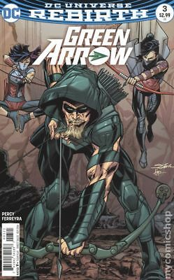 Green Arrow (2016 5th Series) #3B NM