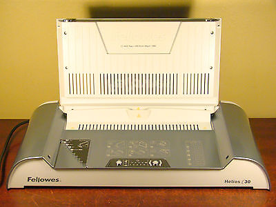 Fellowes Helios 30 Thermal Binder Binding Machine