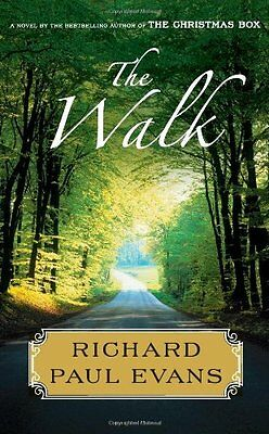 Complete Set Series - Lot of 5 The Walk HARDCOVER by Richard Paul Evans Fiction