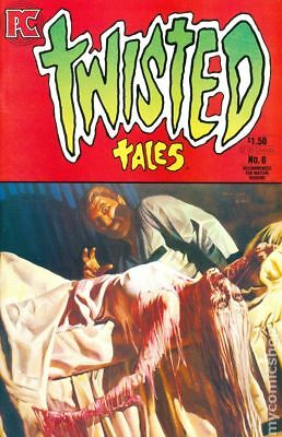 Twisted Tales (1982 Pacific) #6 VG 4.0 LOW GRADE