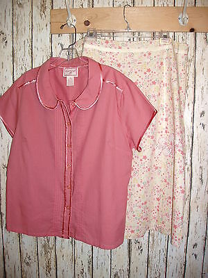 Lot of 2  April Cornell  Sz XL  Blouses & Skirts  NICE!