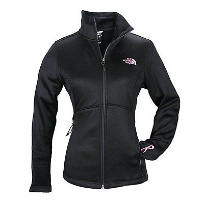 New Women's The North Face Ladies Agave Coat Jacket Black Large
