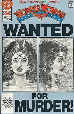 WONDER WOMAN #57 (1987) Back Issue (s)