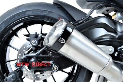 MOTORCYCLE R&G RACING Oval Exhaust Can Protector KTM SMR
