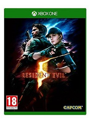 Resident Evil 5 HD Remake (Xbox One)