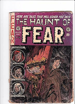The Haunt Of Fear   # 25  1954    Golden Age Horror