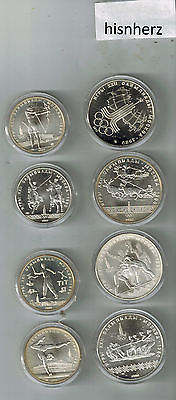 1980 Coin Issue Russian Olympics---#1
