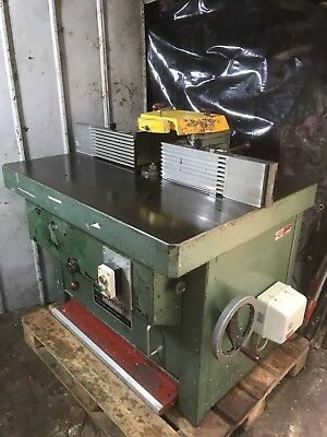 Dominion Bcc Heavy Duty Spindle Moulder