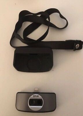 Flir One Thermal Imaging Camera + Carry Case + Charger iOS Apple Lightning  Uk
