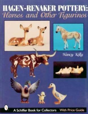 Hagen-Renaker Horse & Figurine ID$ Book Ducks Dogs MORE