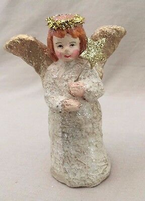 Midwest Of Cannon Falls Teena Flanner Collection Figurine ~ Angel With Star