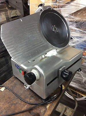 "Globe G12A 12"" Meat Cheese Deli Slicer - 1/2 Hp Automatic"