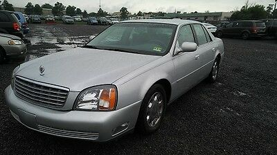 2000 Cadillac DeVille 4DR SEDAN 2000 CADILLAC DeVILE 59K! AUTO V8 4.6L ALL PWR FWD CD CLEAN PATITLE/CARFAX NICE