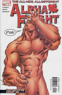 Alpha Flight (2004 3rd Series) #2 FN