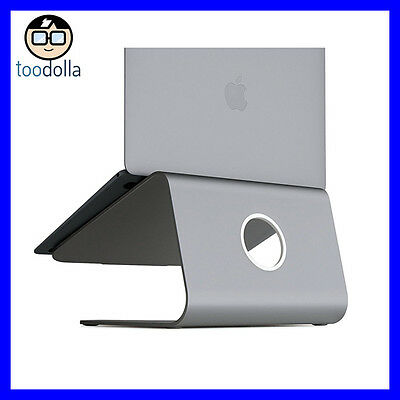 RAIN DESIGN mStand aluminium desktop stand Apple MacBook/MacBook Pro, Space Grey