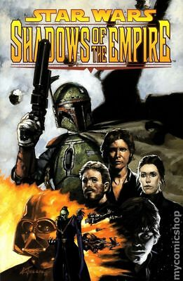 Star Wars Shadows of the Empire HC Limited Signed Edition #1-1ST FN