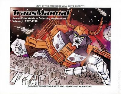 TransManual: A Comprehensive Guide to Collecting the Famous Toyline SC #2-1ST NM
