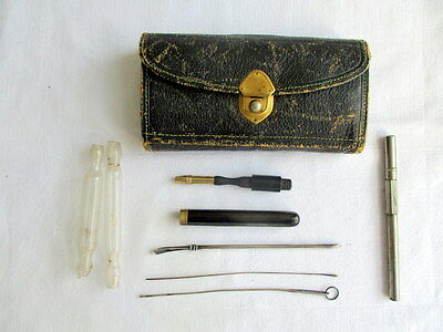 19th cen Medical part surgical set by Maw`s
