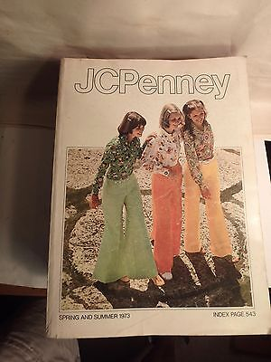 JCPenny  catalo spring summer 1973