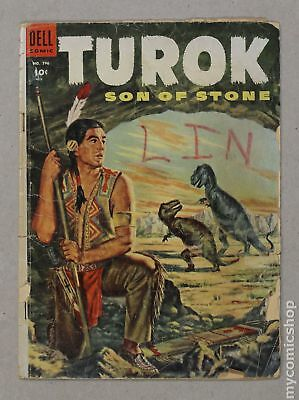 Four Color (1942 Series 2) #596 FR/GD 1.5