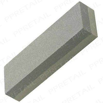 Large 200mm Sharpening Oil Stone DUAL WHETSTONE Double Sided Blade Honing Wet