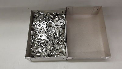 Ring Terminal Lug Lot Of 200 Pcs  Model#  6-8R1   Wire Size 6 : Stud Size 5/16