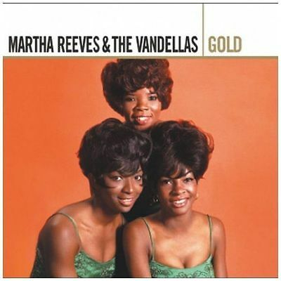 MARTHA REEVES: GOLD 42 TRACK 2x CD THE VERY BEST OF / GREATEST HITS / MOTOWN NEW