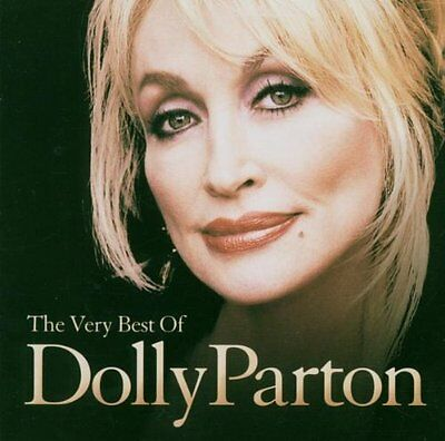 Dolly Parton: The Very Best Of 20 Track Cd Greatest Hits / New