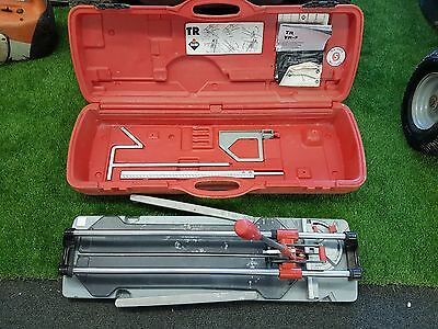 Rubi Tr600 Tile Cutter With Carry Case