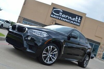 2016 Bmw X6  2016 Bmw X6M! Rare Find! Over $115K New! Exec Pk! Night Vision! Drive Assist!
