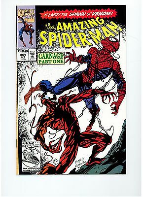 Amazing Spider-Man 361 (1St Appearance Of Carnage) - Vf Condition - Hot!