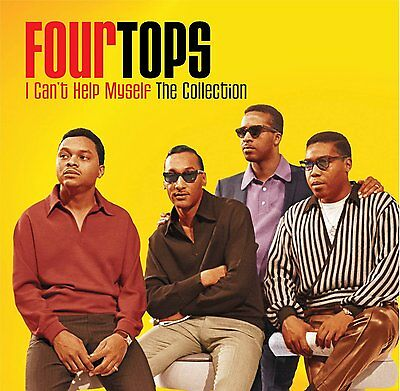 (The) Four Tops: I Can't Help Myself The Collection CD (Greatest Hits / Best Of)