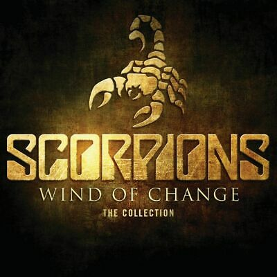Scorpions: Wind Of Change The Collection CD (Greatest Hits / The Best Of)