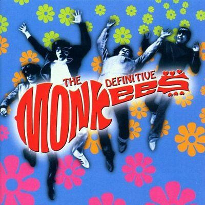 The Monkees: The Definitive Greatest Hits Cd The Very Best Of / New