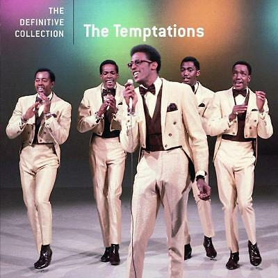 The Temptations: The Definitive Collection CD (Greatest Hits / The Very Best Of)