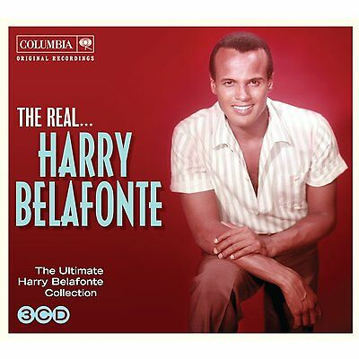 HARRY BELAFONTE: THE REAL 54 TRACK 3x CD THE VERY BEST OF / GREATEST HITS / NEW