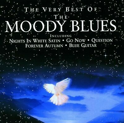The Moody Blues: The Very Best Of CD (Greatest Hits)