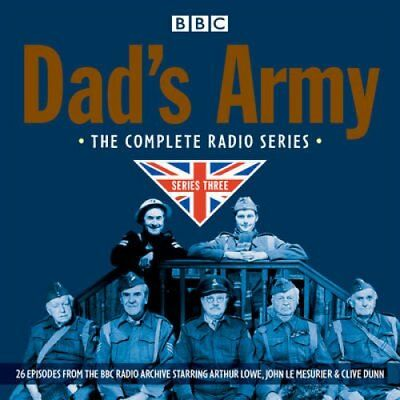 Dad's Army: Complete Radio: Series 3 by Jimmy Perry 9781785290671