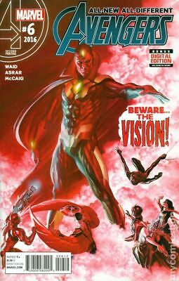 All New All Different Avengers (2015) #6B NM