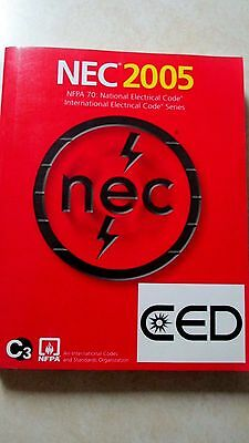 NEC 2005 NFPA National Electrical Code & International Electrical Code  Ex Cond