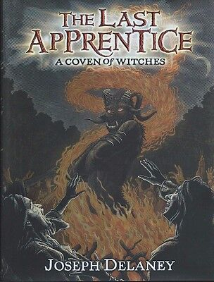 The Last Apprenctice By Joseph Delaney Book Lot Six Books Lot #1