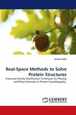 James Foadi - Real-Space Methods to Solve Protein Structures - Improved Den NEU