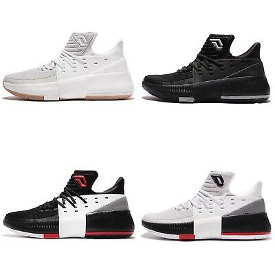 【50% Off】adidas Dame 3 D Damian Lillard 3 Men Basketball Shoes Sneakers Pick 1