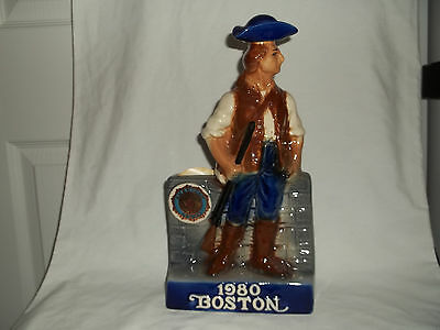 1980 AMERICAN LEGION 62th NATIONAL CONVENTION BOSTON MASS DECANTER