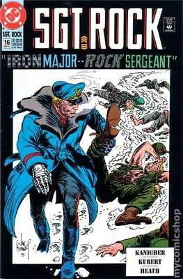 Sgt. Rock Special (1988) #16 FN