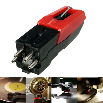 Turntable Phono Ceramic Cartridge with Stylus for LP Vinyl Record Player New