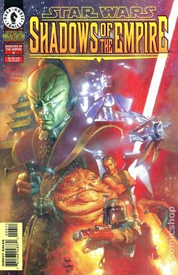 Star Wars Shadows of the Empire (1996) #6 VF